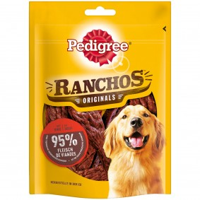 Pedigree Ranchos mit Rind