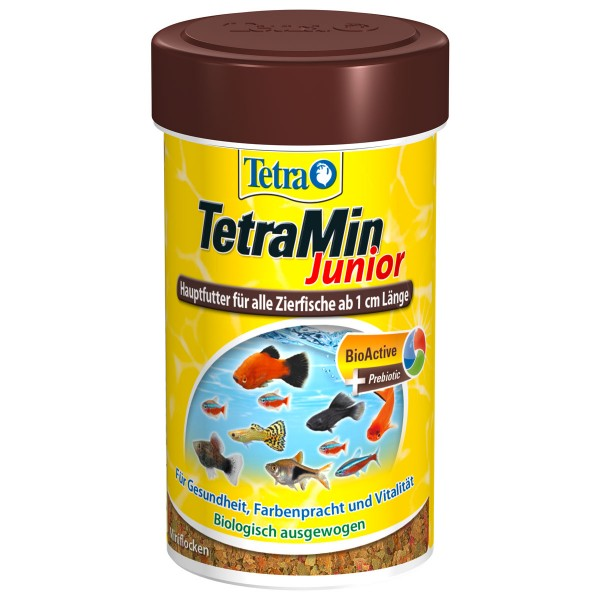 TetraMin Aufzuchtfutter Junior 100 ml