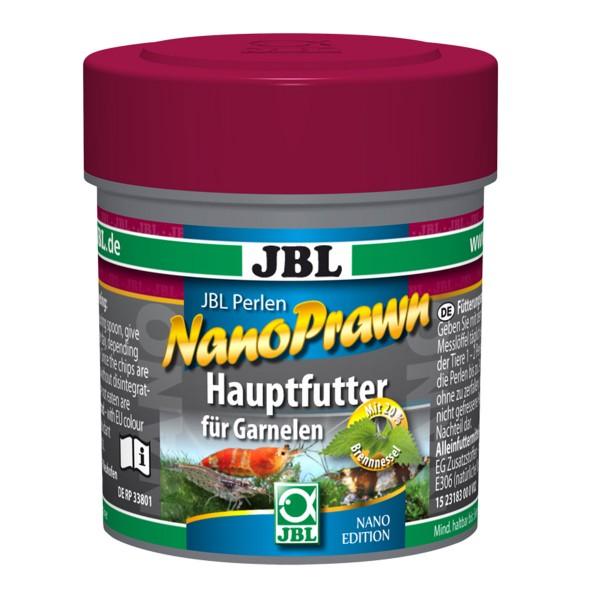 JBL NanoPrawn Hauptfutter-Granulat 60ml