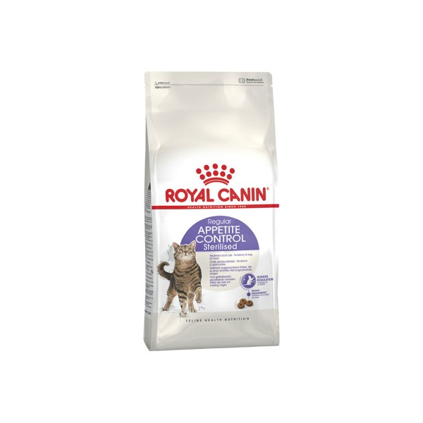royal canin katzenfutter sterilised appetite control bei zooroyal. Black Bedroom Furniture Sets. Home Design Ideas