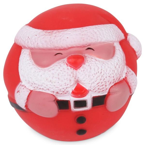 Karlie Flamingo Weihnachtsspielzeug aus Vinyl 8cm
