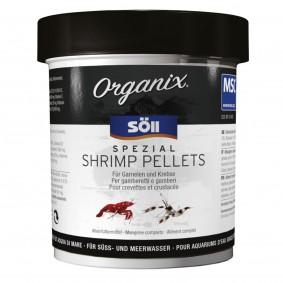 Söll Organix Spezial Shrimp Pellets für Garnelen 130ml