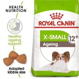 ROYAL CANIN X-SMALL Ageing 12+ Trockenfutter für ältere sehr kleine Hunde