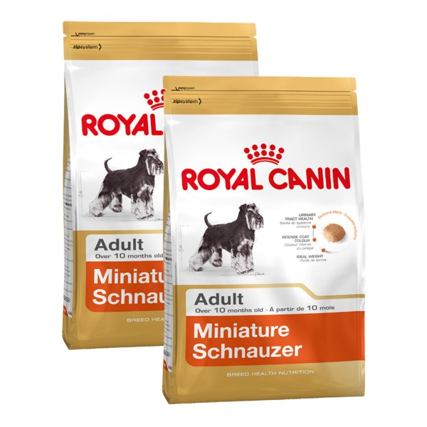 Royal Canin Miniature Schnauzer 25 Adult