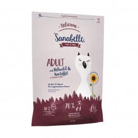 Sanabelle Adult Rehwild und Kartoffel
