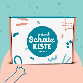 ZooRoyal Schatzkiste Katze - Private Selection Edition