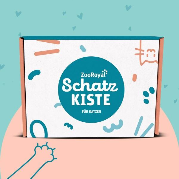 ZooRoyal Schatzkiste Katze - Private Selection Edition