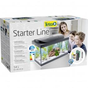 Tetra Starter Line akvárium LED 54litrů