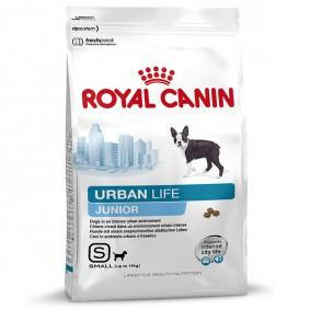 Royal Canin Hundefutter Urban Life Junior Small Dog