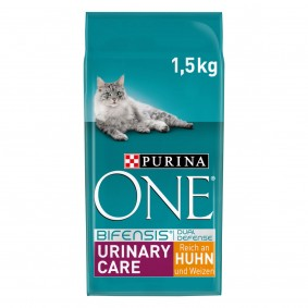 PURINA ONE BIFENSIS URINARY CARE Katzenfutter trocken Huhn
