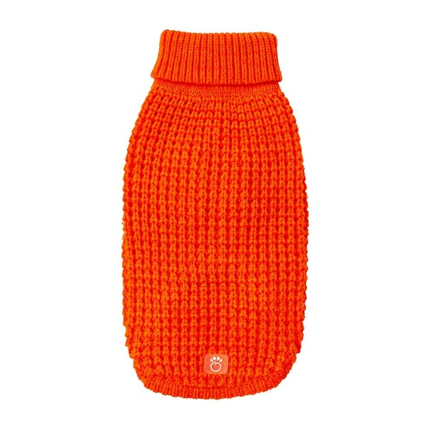 GF Pet Scout Sweater orange