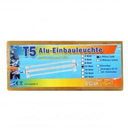 Aqualight T5 Einbauleuchte mit EVG