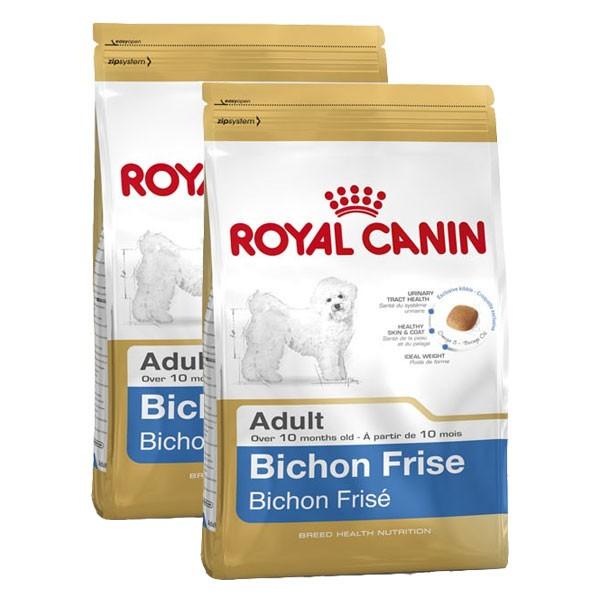 Royal Canin Hundefutter Bichon Frise Adult 2x1,5kg