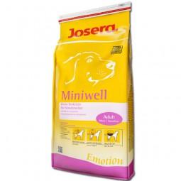 Josera Miniwell Adult 4 kg