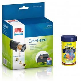 Juwel EasyFeed +  Tetra Diskus Hauptfutter 1000ml