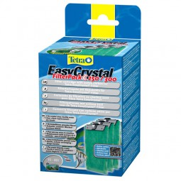 Tetra EasyCrystal Filter Pack C250/300 mit Aktivkohle