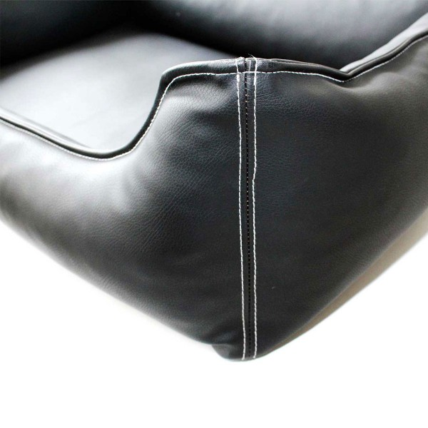 Wolters Hundebett Club Lounge in schwarz