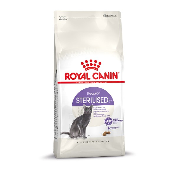 Royal Canin Katzenfutter Sterilised 37