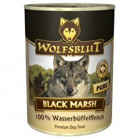 Wolfsblut Black Marsh Pure mit Wasserbüffelfleisch