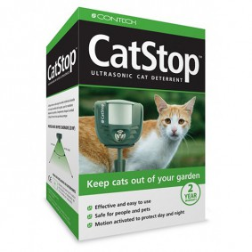 Contech CatStop - automatische Abschreckung für Katzen