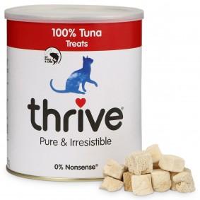 thrive 100% Thunfisch Katzensnack MaxiTube 180g