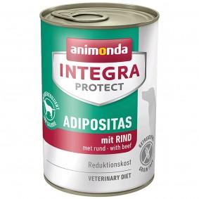Animonda Integra Protect Hundefutter Adult Übergewicht Adipositas mit Rind