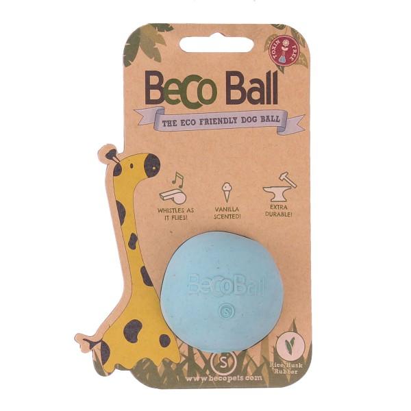 Beco Pets Hundeball Beco Ball Blau