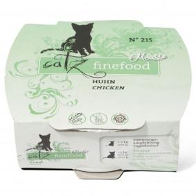 catz finefood Mousse N°215 - Huhn pur