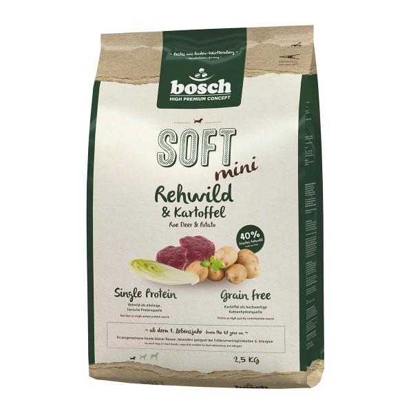 bosch hpc soft mini rehwild kartoffel kaufen bei zooroyal. Black Bedroom Furniture Sets. Home Design Ideas