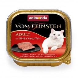Animonda Vom Feinsten Adult Rind und Kartoffeln