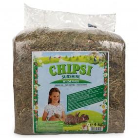 Chipsi Kleintierheu Sunshine Wiesenheu