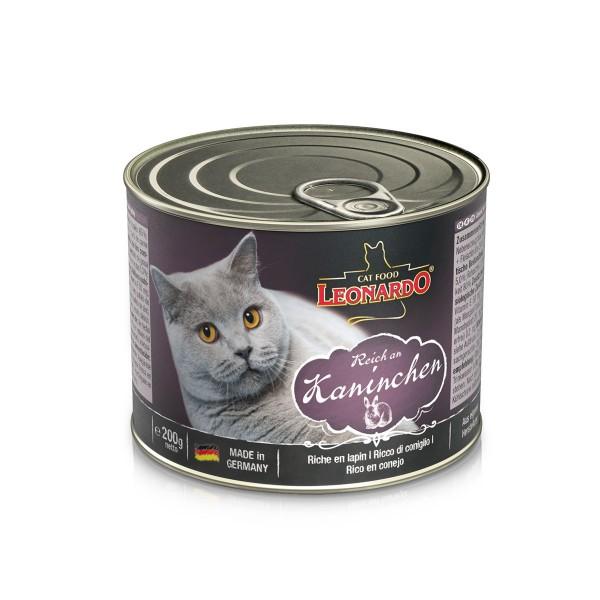 Leonardo Reich an Kaninchen Premium