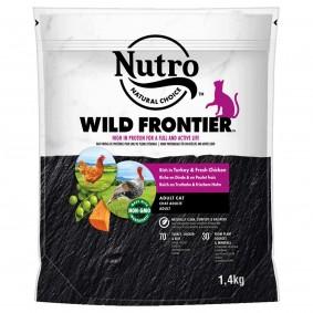 NUTRO WILD FRONTIER Katze mit Truthahn und Huhn