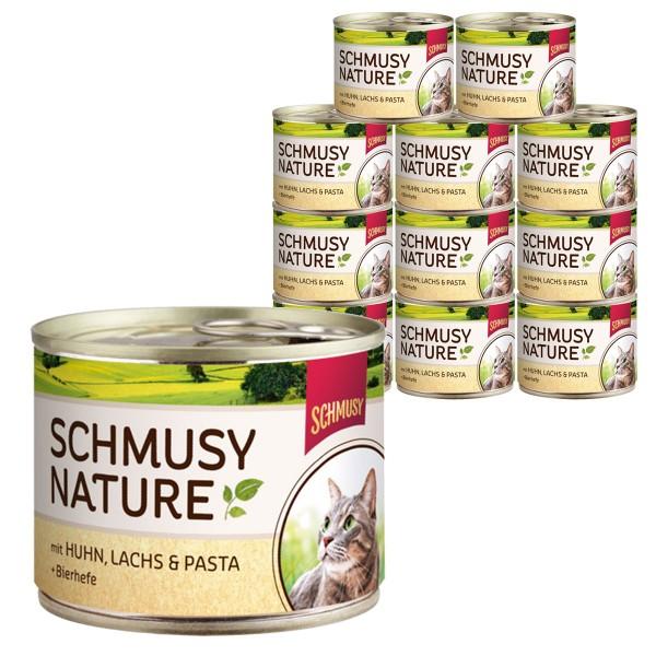 Schmusy Nature Menü 12x190g