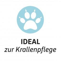 ZooRoyal Hängematte Lynn für Katzen + ZooRoyal Kratzbrett Kari braun