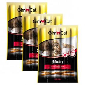 Gimcat Katzensnack Sticks