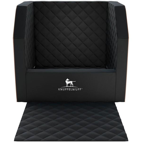 Knuffelwuff Auto Hunde Sitzschutz Cargo für den Vordersitz 35 x 35 x 25 cm