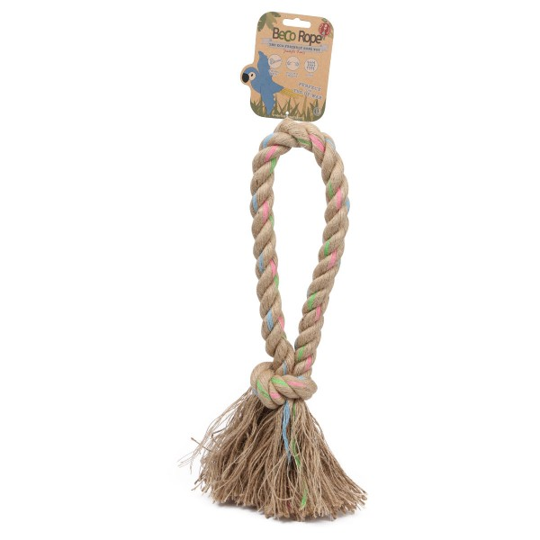 Beco Pets Hundespielzeug Beco Rope - Jungle Ring