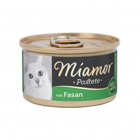 Miamor zarte Fleischpastete mit Fasan