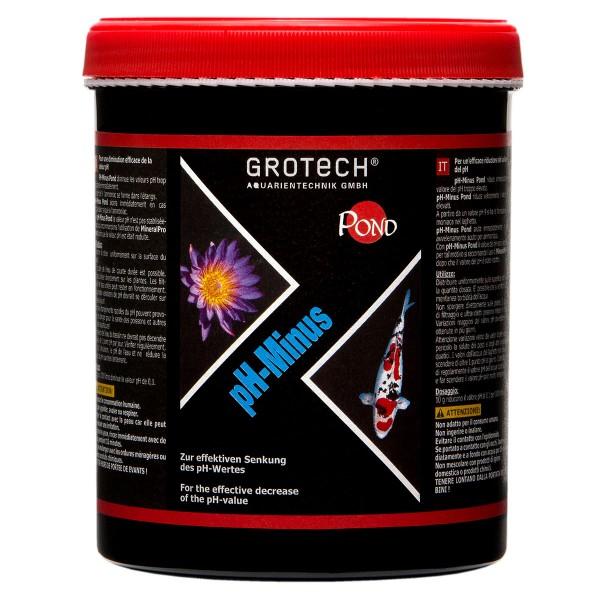GroTech Senker pH-Minus 3000g