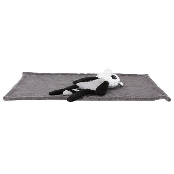 Trixie Kuschel-Set Decke und Spielzeug