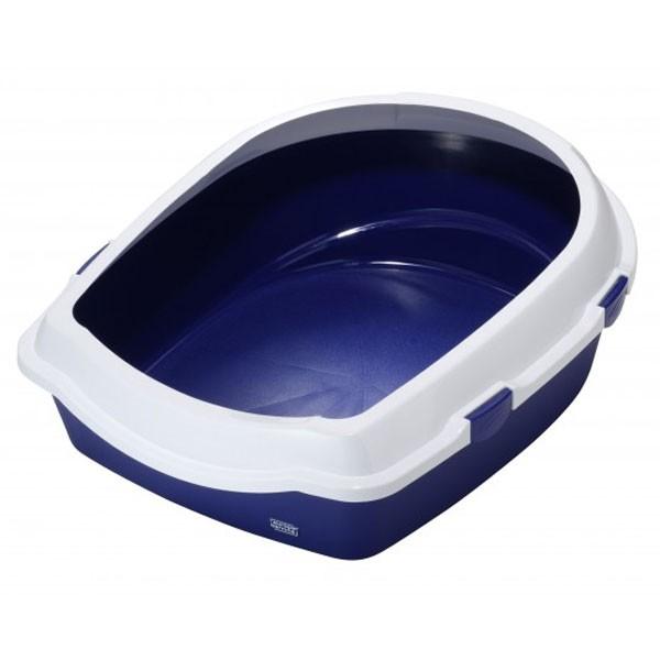 Katzentoilette Eco-Medio Jumbo - - Blau