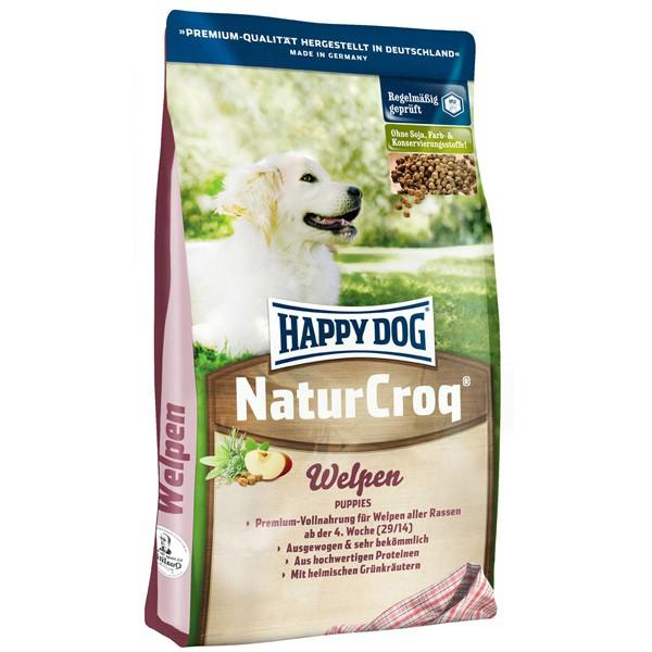 Happy Dog NaturCroq für Welpen