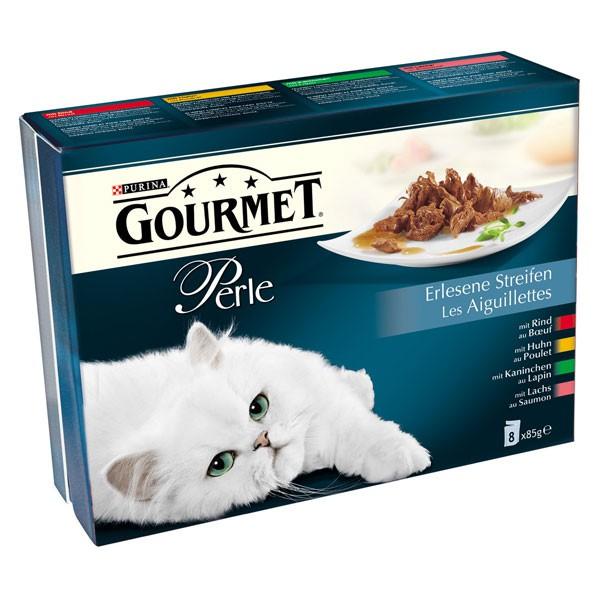 Gourmet Perle 8x85g Multipack