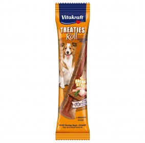 Vitakraft Hundesnack Treaties Roll Chicken Bacon Style