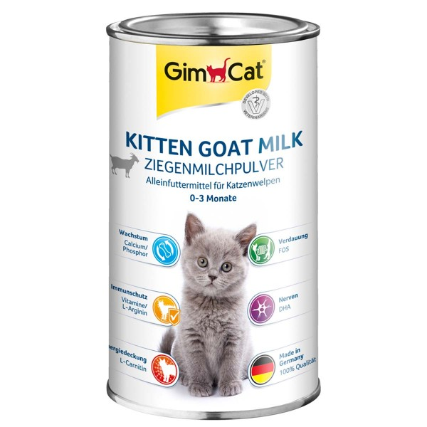 GimCat Goat Milk 200g