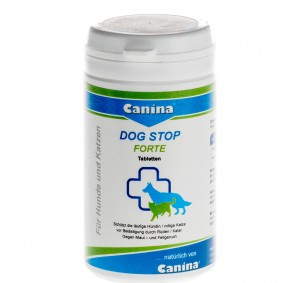 Canina Dog Stop Forte Tabletten 50g