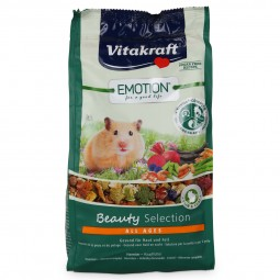 Vitakraft Emotion Beauty Selection Hamster 600g