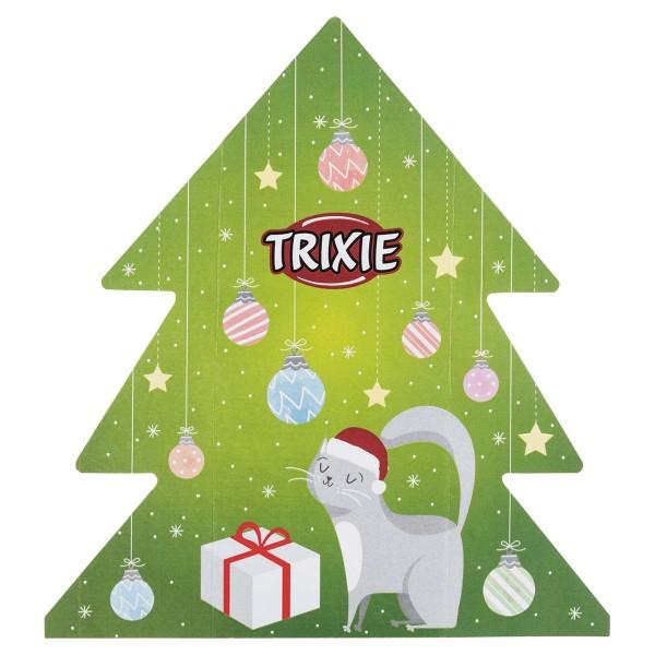 Trixie Xmas Geschenkbox für Katzen