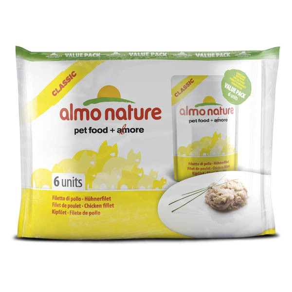 Almo Nature Classic Multipack (6x55g)